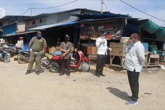 Pedagang positif COVID-19, Pasar Youtefa Jayapura ditutup kembali