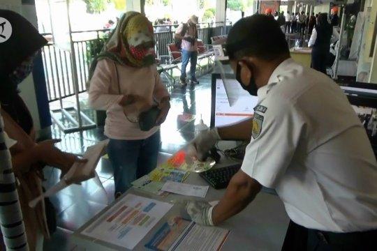 Penumpang kereta tujuan Jakarta wajib isi aplikasi CLM