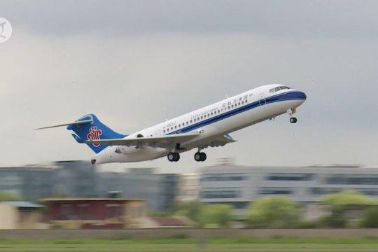Pesawat regional ARJ21 China layani satu juta penumpang