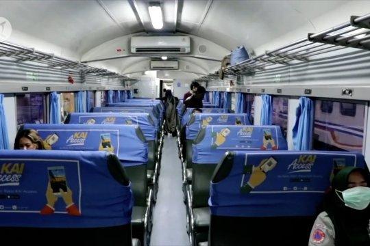 PT KAI DAOP 2 Bandung cabut syarat bawa SIKM bagi penumpang