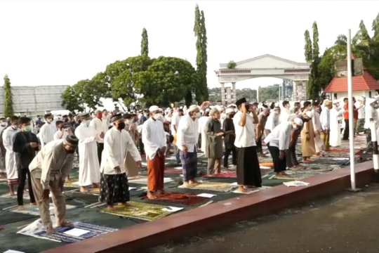 Ribuan muslim di Papua diajak maknai berkurban sebagai solidaritas