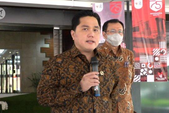 Erick Thohir: Pemulihan ekonomi dan kesehatan harus jalan bersamaan