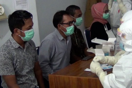 COVID-19 di Jakarta: positif 14.915, sembuh 9.528, meninggal 714