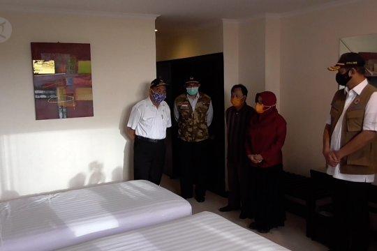 Hotel Grand Surabaya jadi tempat menginap tenaga medis