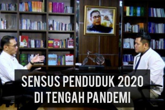 30 Menit - Kepala BPS - Sensus Penduduk 2020 vs pandemi COVID-19
