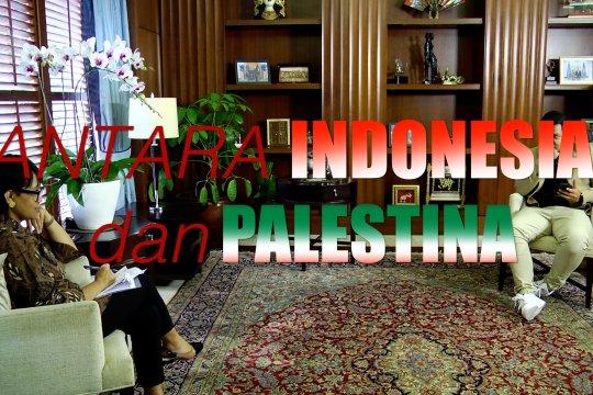 30 Menit - Retno Marsudi - Tentang betapa cintanya Indonesia pada Palestina