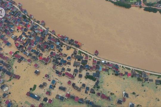 Danau air tawar terbesar di China bersiap hadapi banjir