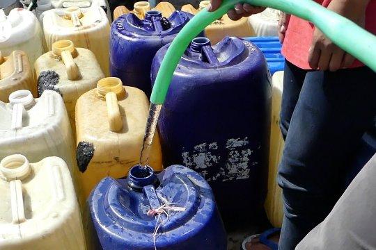 Hadapi kemarau, BPBD siapkan 1.500 tangki air bersih