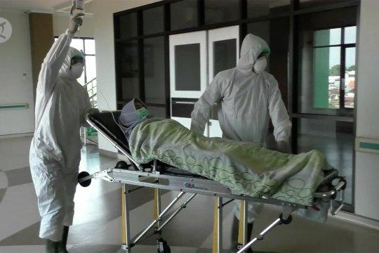Jubir: Kapasitas rumah sakit khusus COVID-19 baru setengah digunakan
