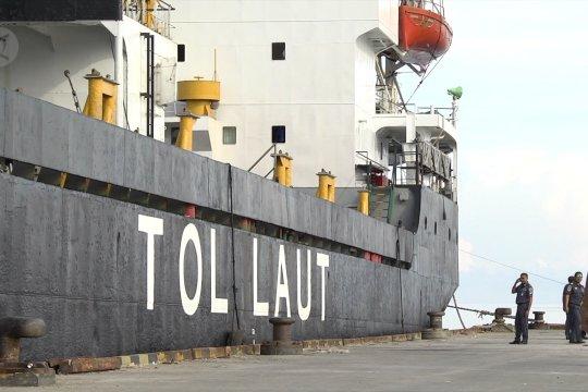 Kemenhub: muatan balik tol laut meningkat 60 persen