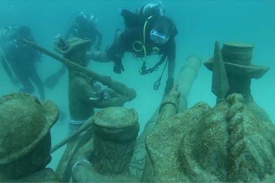 Museum bawah laut kedua Sri Lanka dibuka di Trincomalee