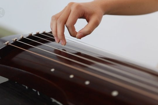 Museum Tianjin buka pameran Guqin, alat musik tertua di China