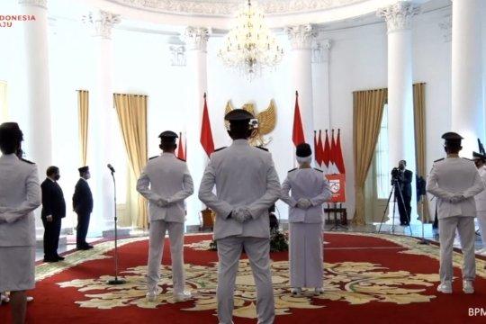 Presiden ajak pamong praja muda untuk kawal cara kerja baru