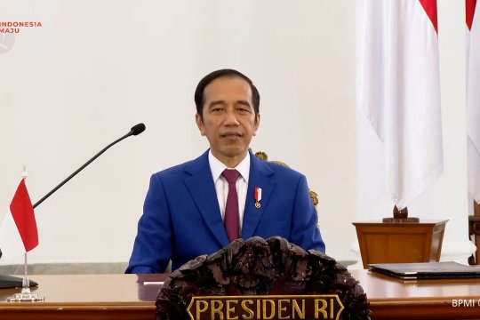 Presiden Jokowi harap forum rektor jadi ajang berbagi