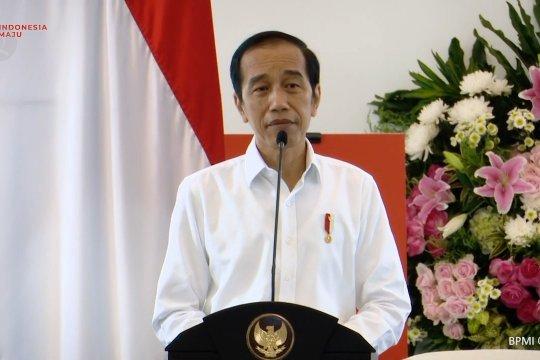 Presiden siapkan inpres sanksi bagi pelanggar protokol kesehatan