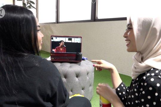 Begini rasanya nonton konser virtual Prambanan Jazz Online 2020