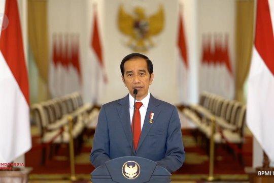 Presiden minta calon perwira remaja TNI-Polri tak bekerja biasa saja