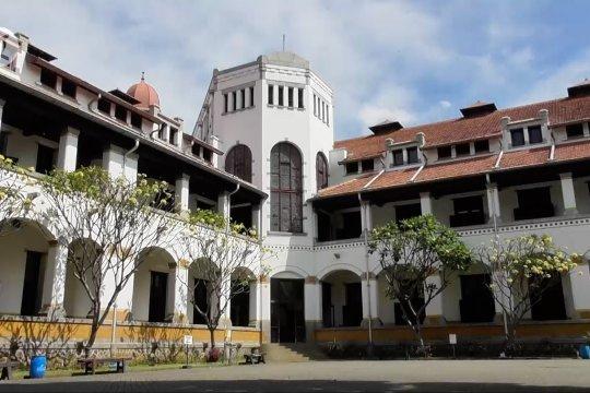 Kembali dibuka, Lawang Sewu Semarang batasi pengunjung