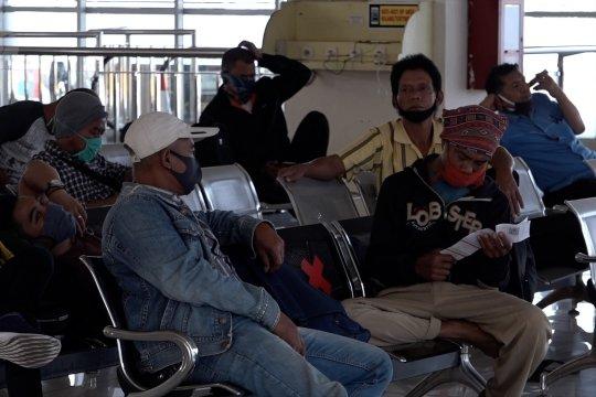 Mayoritas pemudik Pulogebang tuju Jatim dan Sumatera