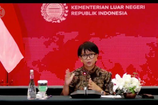 Menlu Retno minta akses ekspor RI ke China diperluas
