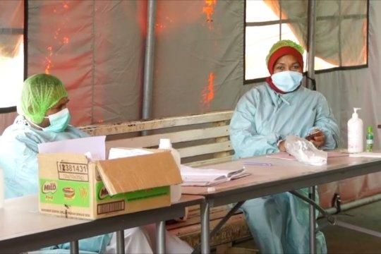 Sebanyak 84 tenaga medis RSUD Jayapura positif COVID-19