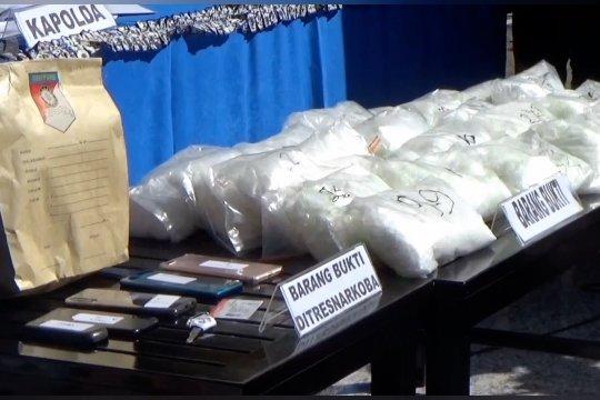 Sulteng salah satu pasar narkoba terbesar di Indonesia