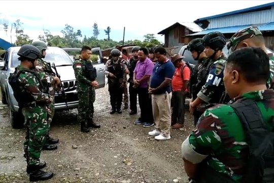TNI-Polri bentuk tim investigasi kasus penembakan di Nduga