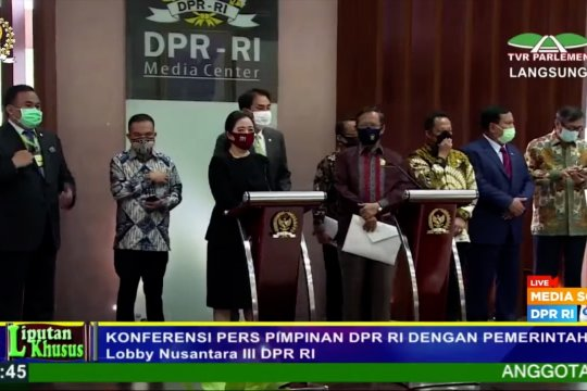 Ketua DPR RI: RUU HIP dan RUU BPIP beda substansi