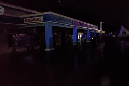RSAL Oetojo Sorong kebanjiran, sepuluh pasien diungsikan