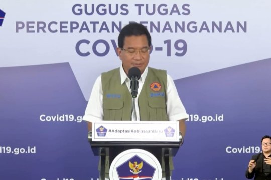 Risiko tinggi COVID-19 Jakartanaik drastis