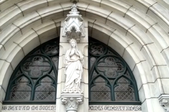 Minggu, 3 gereja Katolik akan mulai dibuka
