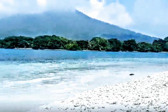 Sebesi, pesona tetangga Anak Krakatau di Selat Sunda