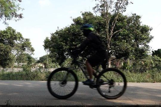 Tips aman bersepeda di era normal baru