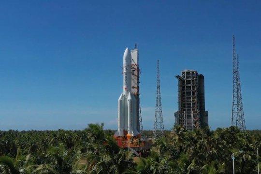 China bersiap luncurkan roket Long March-5 untuk misi ke Mars