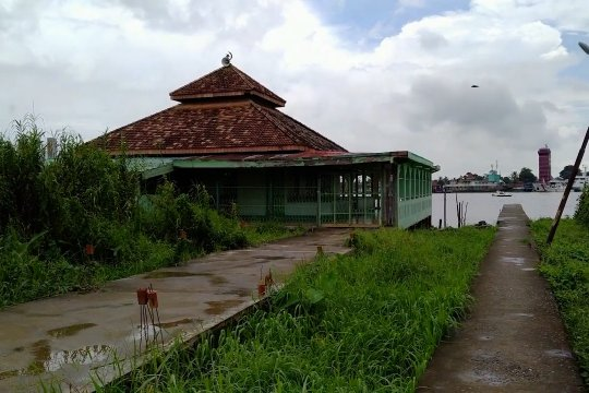 Kampung Bingen jadi destinasi wisata sejarah di Kota Palembang