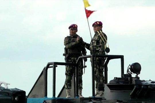 Kasal: Saya bangga gabung Korps Marinir