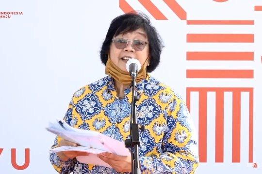 Menteri LHK paparkan kemajuan pengurangan emisi dari deforestasi