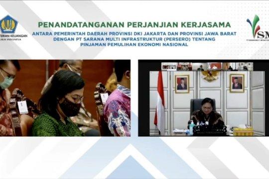 Pemerintah sediakan dana Rp607,65 triliun untuk PEN
