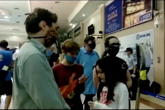 Rawat WNA positif COVID-19, Indonesia terapkan prinsip timbal balik