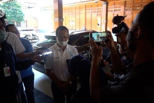Wakil Wali Kota Solo Achmad Purnomo jalani dua kali uji swab