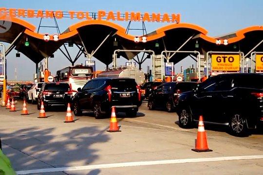 Jelang Idul Adha, arus kendaraan di Tol Cipali meningkat