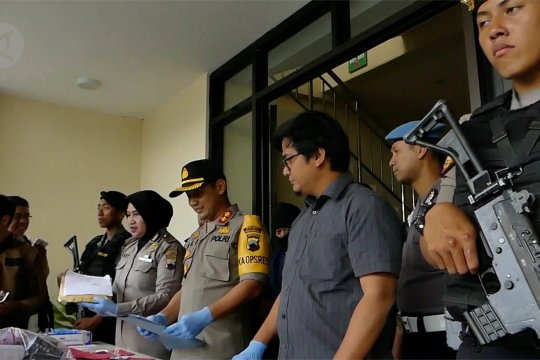 Upaya Polda Jateng dalam menekan angka krimminalitas