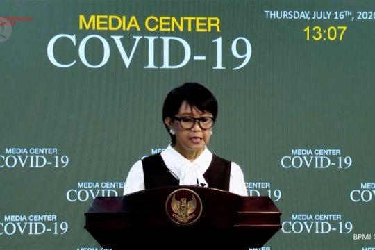 Menlu: Indonesia terus upayakan perdamaian dunia di tengah pandemi