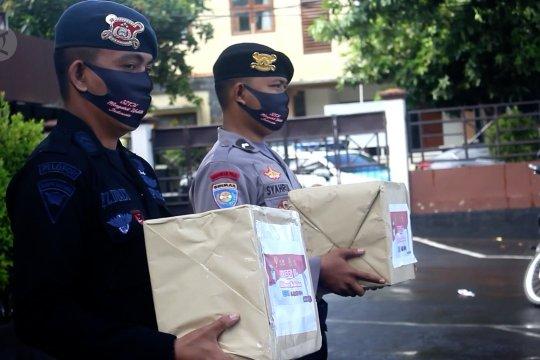 AKABRI 88 sumbang ratusan paket sembako untuk wargaTernate