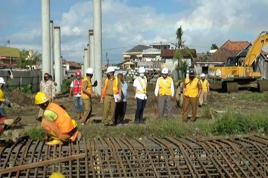 Proyek Jembatan Musi VI ditargetkan rampung akhir tahun