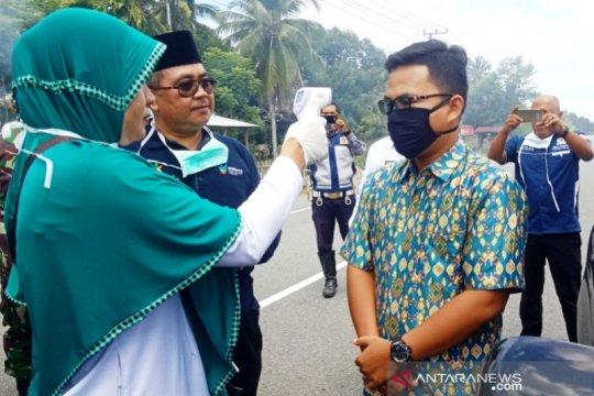 Pasien COVID-19 di Aceh Barat mengamuk dan pecahkan kaca ruang isolasi