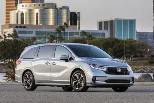 Honda Odyssey 2021 beredar Agustus, ada lima varian