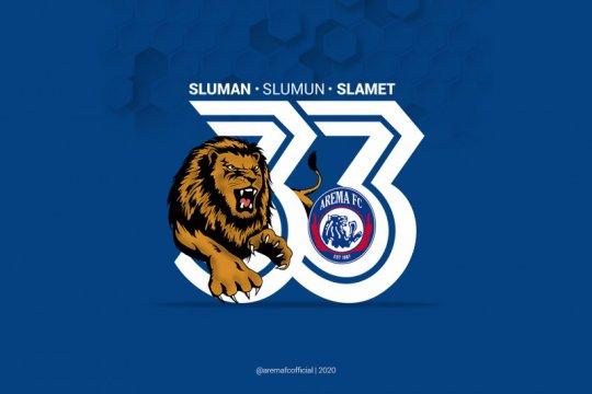 Konser virtual bakal warnai perayaan ulang tahun Arema FC ke-33