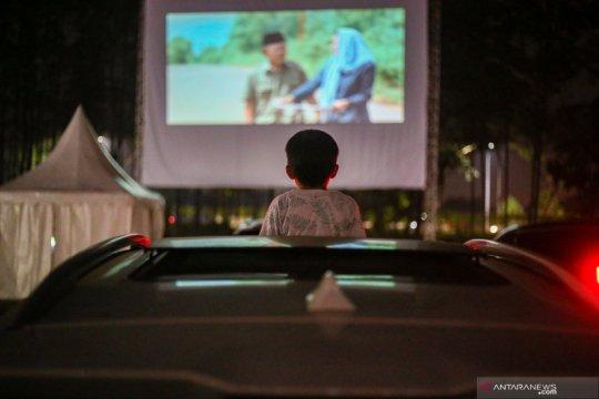 """Bioskop """"drive in"""" ada di Kota Tangerang"""