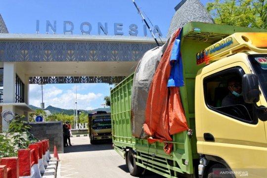 Pemerintah pastikan pembangunan perbatasan disertai dukungan ekonomi